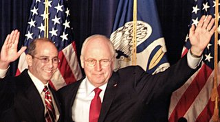 Boustany and Cheney.