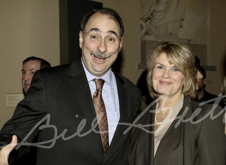 Axelrod and Bank of America public relations strategist Anne Finucane, at the height of the foreclosure fraud scandal.