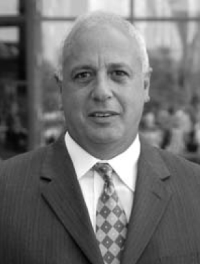Ralph Blasi, director of security for Brookfield Properties.